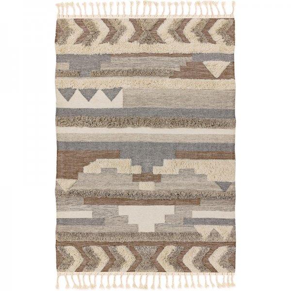 Vloerkleed Paloma - Tangier - Bruin - 160 x 230