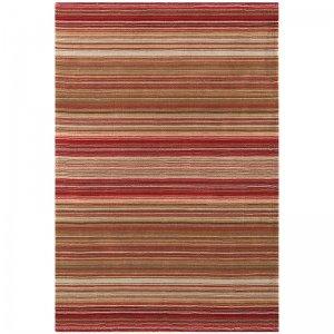 Vloerkleed Pimlico - Red - Rood - 120 x 170