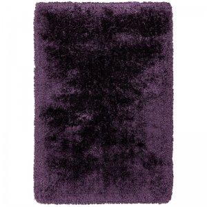 Vloerkleed Plush - Purple - Paars - 70 x 140