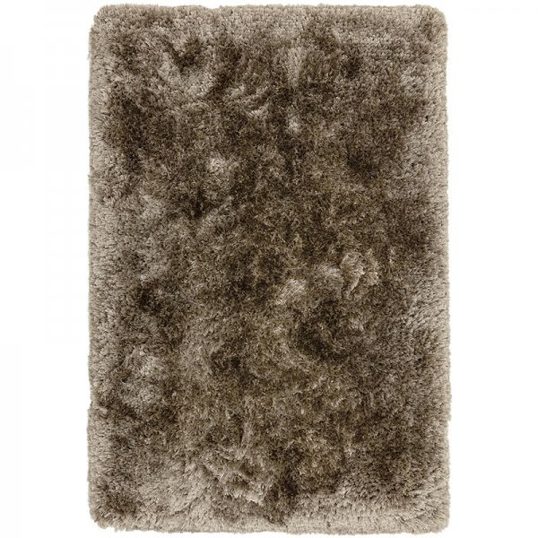 Vloerkleed Plush -Taupe - 120 x 170