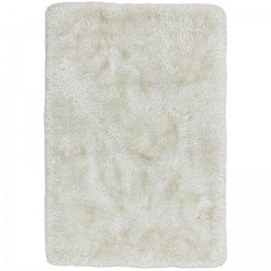 Vloerkleed Plush - White - Wit - 140 x 200
