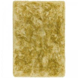 Vloerkleed Plush - Yellow - Geel - 140 x 200