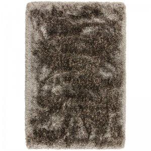 Vloerkleed Plush - Zinc - Bruin - 120 x 170