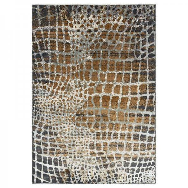 Vloerkleed Quantum - Giraf - Bruin - 120 x 170