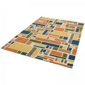 Vloerkleed Reef Blocks - Multi - 160 x 230