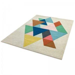 Vloerkleed Reef Triangle - Multi - 160 x 230