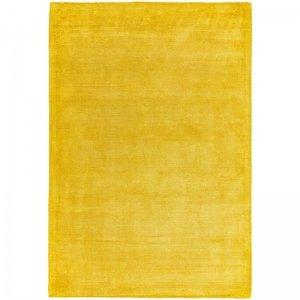 Vloerkleed Reko Rug - Mustard - Geel - 100 x 150