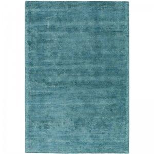 Vloerkleed Reko Rug -Teal - Blauw - 120 x 170