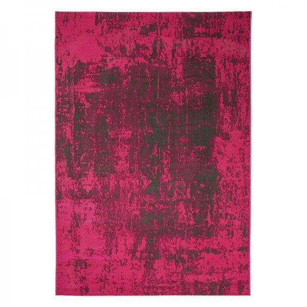 Vloerkleed Revive - Magenta - Roze - 200 x 290