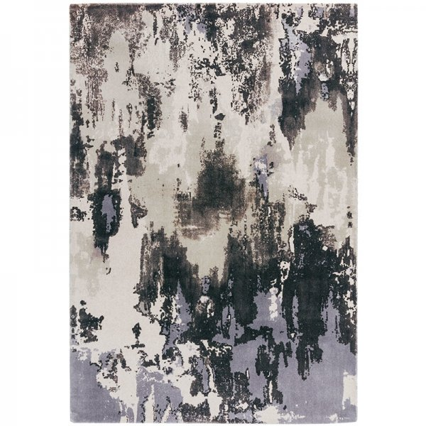 Vloerkleed Saturn - Heather - Paars - 120 x 170