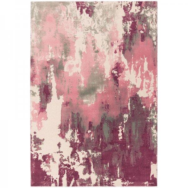 Vloerkleed Saturn - Pink - Roze - 120 x 170