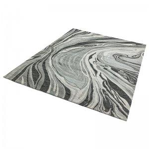 Vloerkleed Shade - Marmer Grijs - 200 x 290