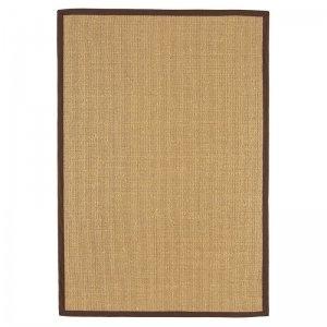 Vloerkleed Sisal - Linen/Chocolate - Bruin - 120 x 180