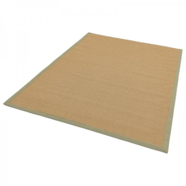 Vloerkleed Sisal - Linen/Sage - Groen - 120 x 180