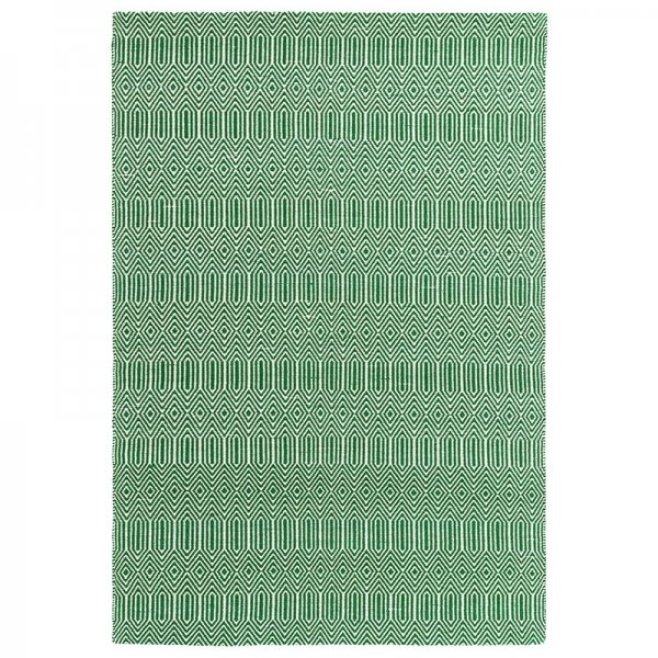 Vloerkleed Sloan - Groen - 160 x 230