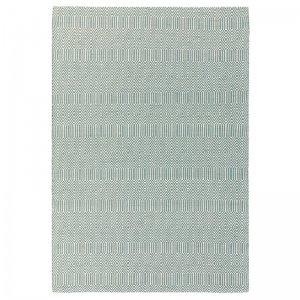 Vloerkleed Sloan - Lichtgroen - Groen - 100 x 150