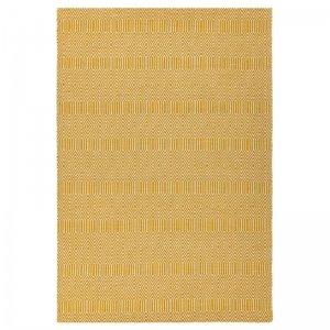 Vloerkleed Sloan - Mosterd - Geel - 120 x 170
