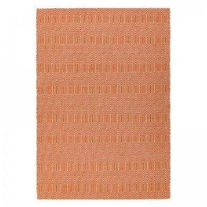 Vloerkleed Sloan - Oranje - 160 x 230