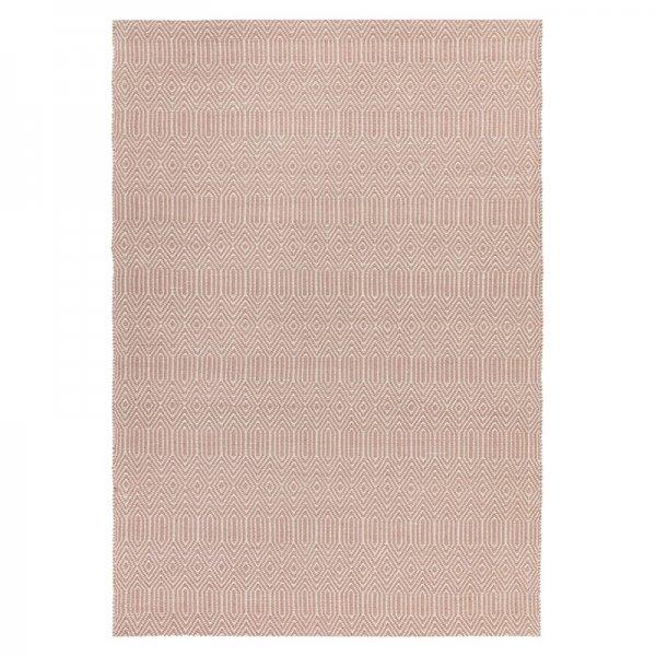 Vloerkleed Sloan - Roze - 160 x 230