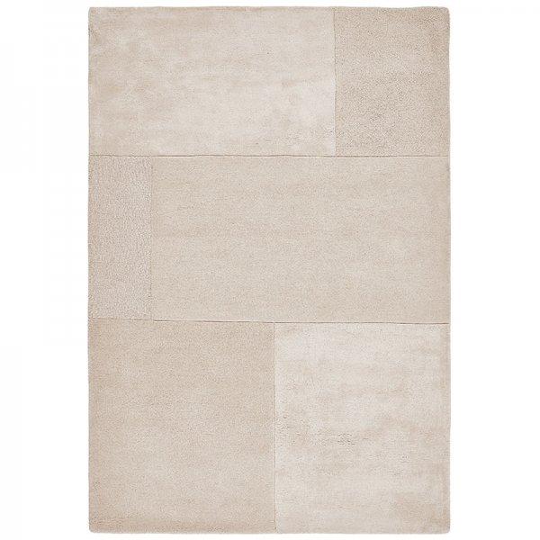 Vloerkleed Tate Tonal Textures - Ivory - Creme - 120 x 170