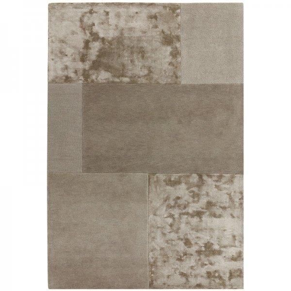 Vloerkleed Tate Tonal Textures - Smoke - Taupe - 120 x 170
