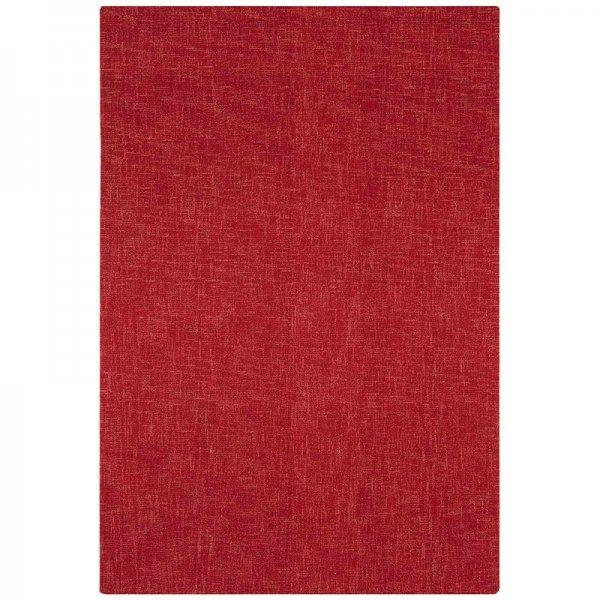 Vloerkleed Tweed - Berry - Rood - 120 x 180