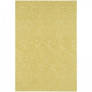 Vloerkleed Tweed - Ochre - Geel - 120 x 180