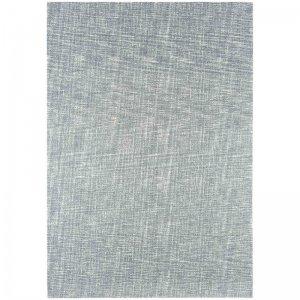 Vloerkleed Tweed - Silver - Zilver - 120 x 180