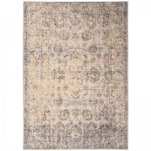 Vloerkleed Verve - Antique Grey - Grijs - 120 x 180