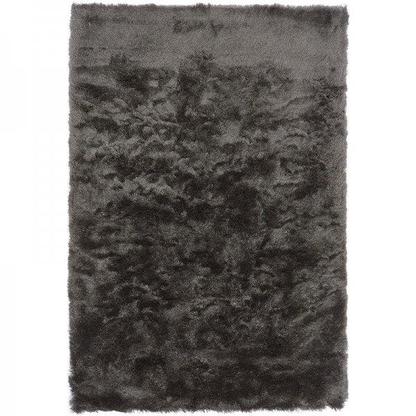 Vloerkleed Whisper - Graphite - Antraciet - 120 x 180