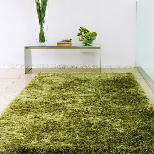 Vloerkleed Whisper - Groen - 160 x 230