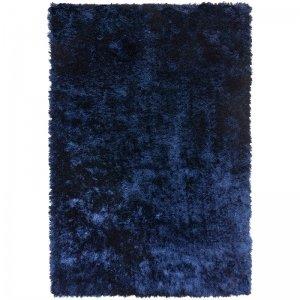 Vloerkleed Whisper - Navy Blue - Blauw - 120 x 180