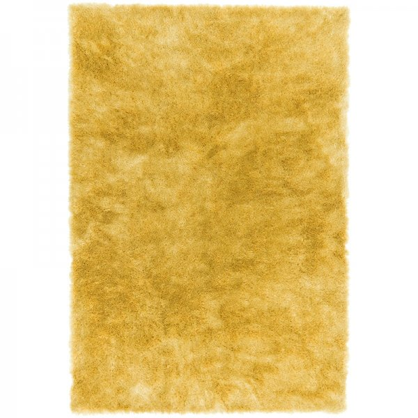 Vloerkleed Whisper - Yellow - Geel - 160 x 230