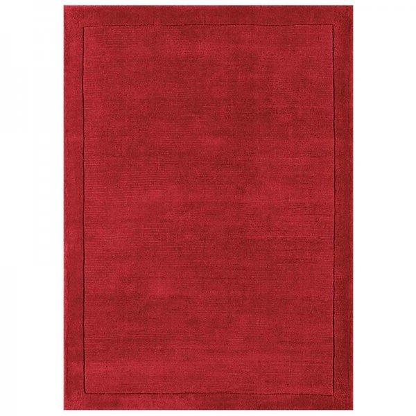 Vloerkleed York - Poppy - Rood - 120 x 170