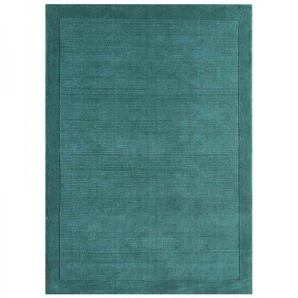 Vloerkleed York - Teal - Blauw - 120 x 170