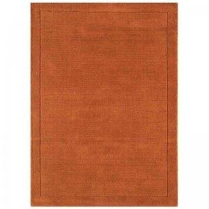 Vloerkleed York - Terracotta - Bruin