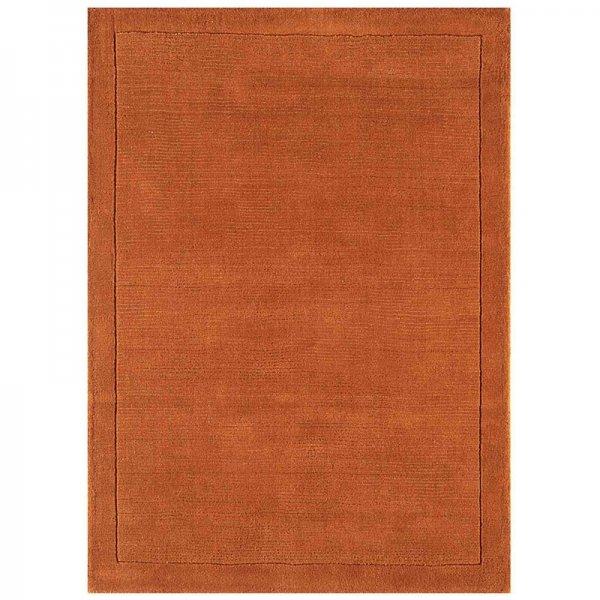 Vloerkleed York - Terracotta - Bruin - 80 x 150