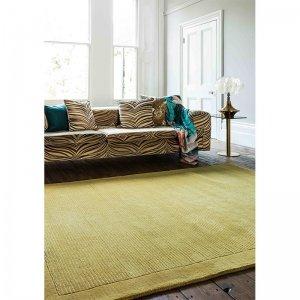 Vloerkleed York - Yellow - Geel - 200 x 290