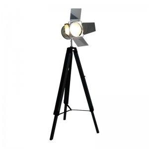 Vloerlamp Austin - Zwart