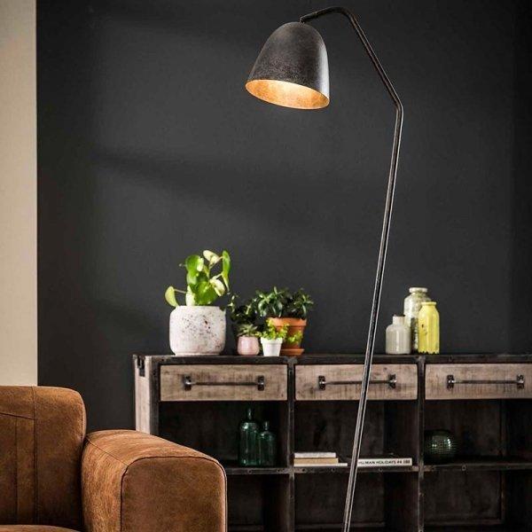 Vloerlamp Jeppe - Grijs