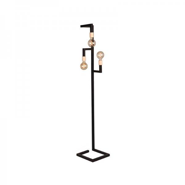 Vloerlamp Loco - Zwart