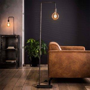 Vloerlamp Savi - Zwart