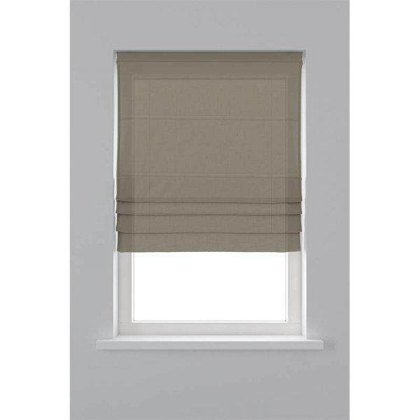 Vouwgordijn In Between - Licht Grijs - 80 x 180