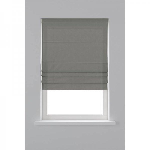 Vouwgordijn Lichtdoorlatend - Taupe - 140 x 180