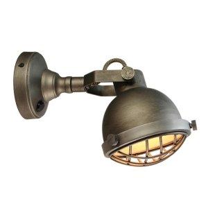 Wandlamp Cas - Grijs
