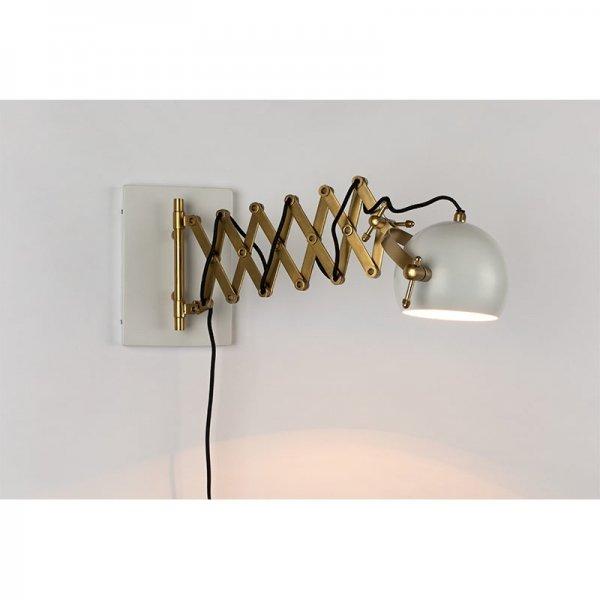 Wandlampen Grijs