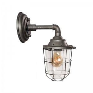Wandlamp Seal - Grijs