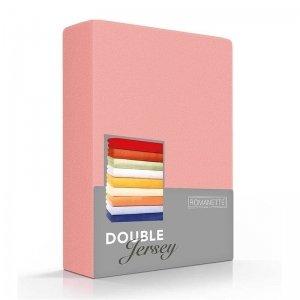 Luxe Dubbel Jersey Hoeslaken - Blossom - Roze - 220 x 200