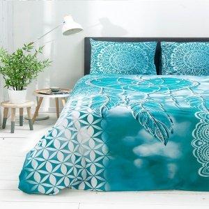 Mandala blue - Blauw