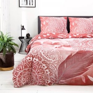 Natural Mandala - Roze